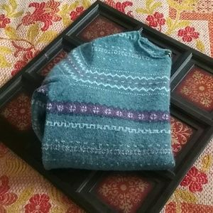 Eddie Bauer Merino Wool sweater